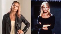 Sarah Michelle Gellar Wears Iconic 'Buffy' Dress 23 Years Later And It's A