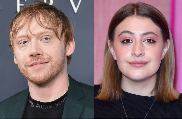 'Harry Potter' Star Rupert Grint Welcomes First Child With Girlfriend Georgia