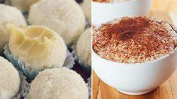 8 receitas fáceis de sobremesa para o almoço de Dia das