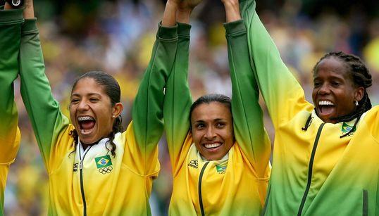 Ana Thais Matos: 'O Pan de 2007 colocou a seleção feminina de vez no coração dos
