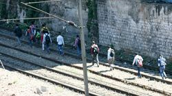 16 Migrant Workers Run Over By Train In Aurangabad Slept On Tracks Due To