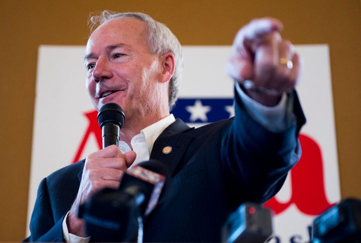 Arkansas Gov. Asa Hutchinson (R) is allowing more businesses to reopen.