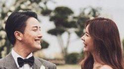 김준희가 남편을 공개했다