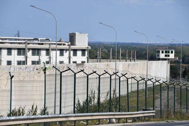 La prison de Villeneuve-les-Maguelones à