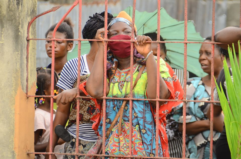 Γυναίκες στη Νιγηρία...