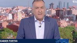 El enfado de Xabier Fortes con una diputada regional del PP tras faltar Ayuso a su entrevista en TVE: