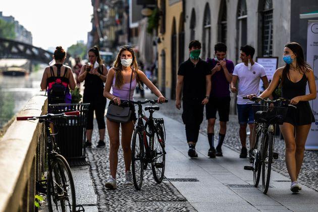 Italia supera las 30.000 muertes por