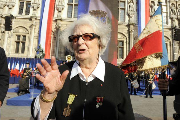 Cécile Rol-Tanguy, ici à Paris en