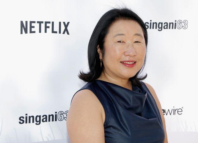 Renee Tajima-Peña, productora de la serie y showrunner de la docuseries de PBS