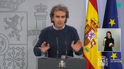Fernando Simón opina sobre Yolanda Fuentes: