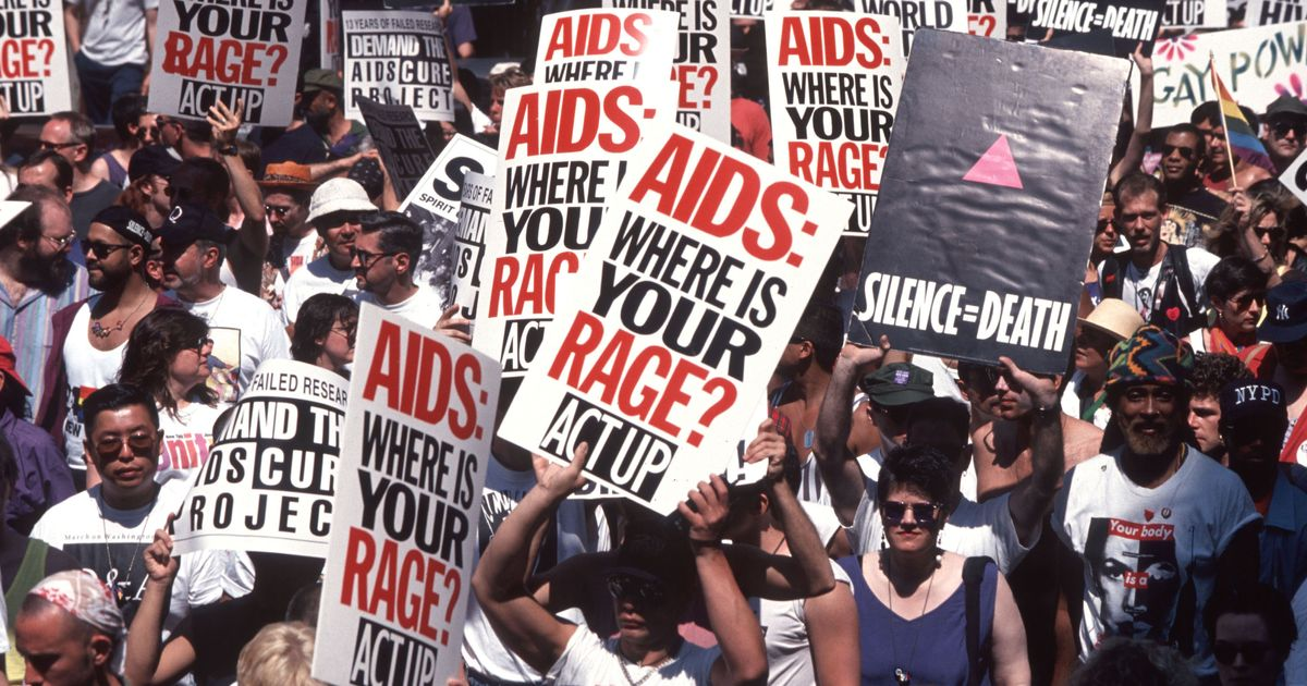 I'm An AIDS Survivor And COVID-19 Is Giving Me Flashbacks