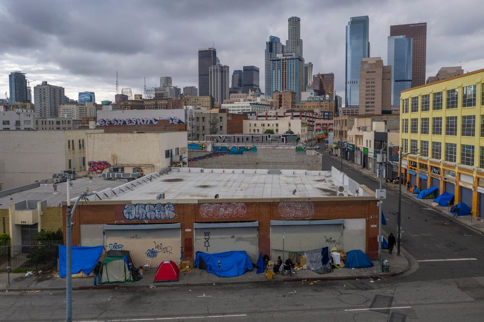 American cities still lack spaces for vulnerable groups to safely quarantine.