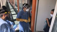 Gallup, New Mexico, Under Extreme Lockdown After Massive COVID-19 Outbreak