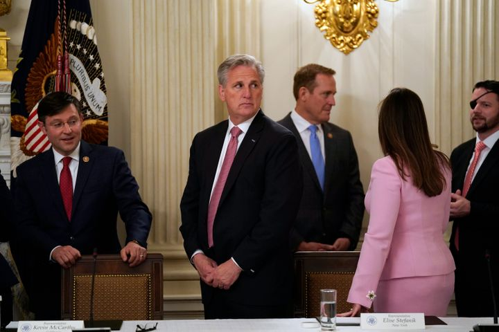 I am House Minority Leader Kevin McCarthy, and I am invincible!