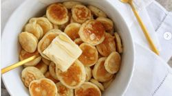 SNSで大人気のレシピ「パンケーキシリアル」。斬新なコラボにびっくり…どうやって作るの?