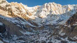 네팔 안나푸르나 눈사태 사망자들이 현지서