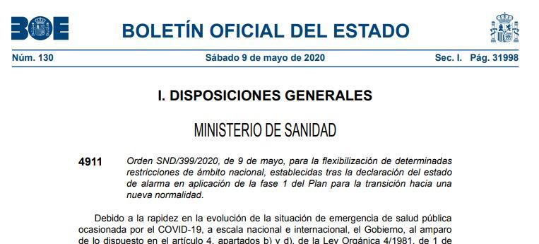 Boletín Oficial del