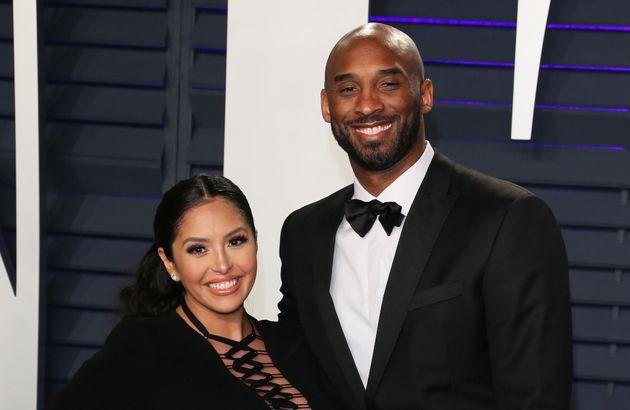 Vanessa et Kobe