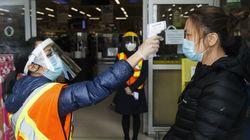Prendre la température des passagers n'est pas une «solution