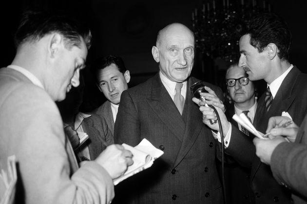 Robert Schuman, en