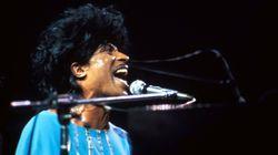 Little Richard, pionnier américain du rock and roll, est