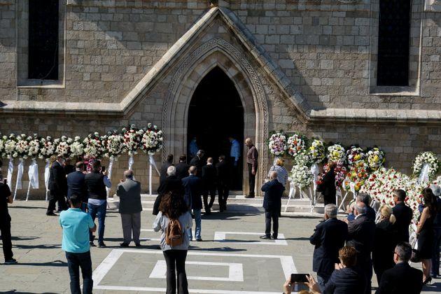 Κηδεία Δημήτρη