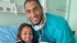 Tony Yoka et Estelle Mossely sont devenus parents pour la deuxième