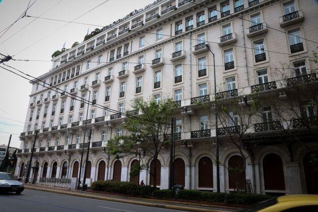 Ξενοδοχείο Μεγάλη