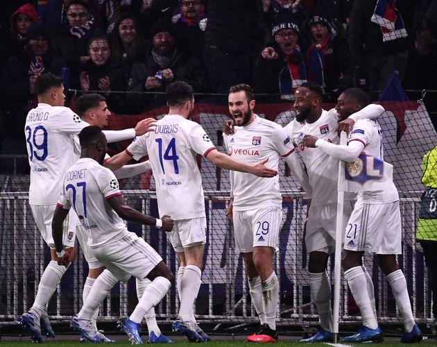 Le 26 février dernier, Lucas Tousart et les joueurs de l'Olympique lyonnais avaient réussi...