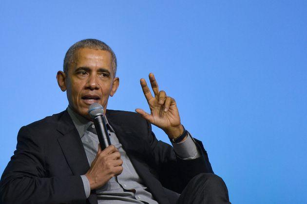 L'ancien président des États-Unis, Barack Obama (photo