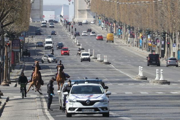 Hidalgo envisage la circulation alternée si les voitures reviennent massivement à partir...
