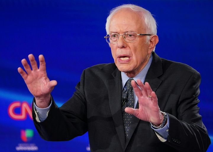 Sen. Bernie Sanders (I-Vt.) was the most antiwar candidate in the 2020 Democratic presidential primary. That agenda has an un
