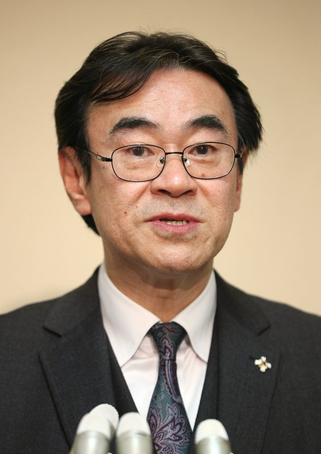 黒川弘務東京高検検事長
