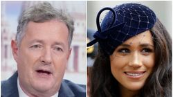 Piers Morgan Admits He Has 'Taken Things Too Far' In His Criticism Of Meghan