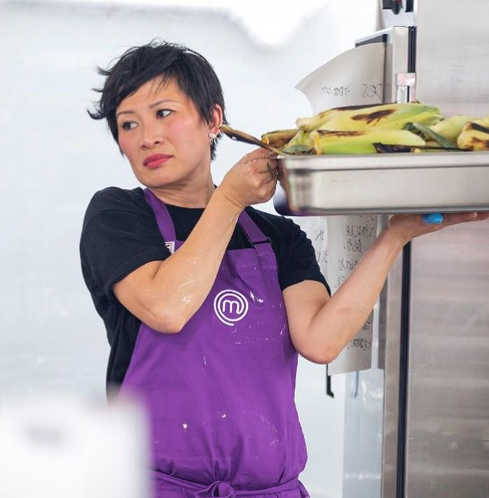 'MasterChef Australia: Back To Win' contestant Poh Ling Yeow