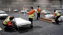 Madrid construirá en otoño un hospital permanente dedicado a