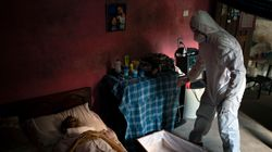 Σκοτεινές ώρες για τη Βραζιλία με πολλούς να πεθαίνουν από κορονοϊό στα σπίτια