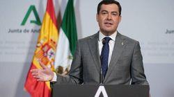Juanma Moreno hace público el nombre de los expertos que asesoran a la Junta de
