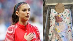 La superstar du football féminin Alex Morgan est devenue