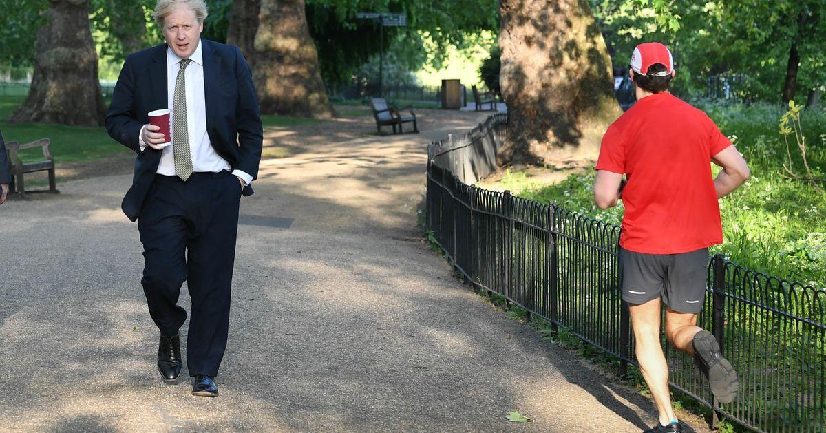 Boris Johnson Announces 'Careful' Lockdown Changes From Wednesday