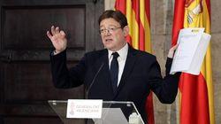 Ximo Puig, enfadado con el Gobierno: