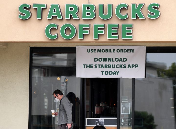Starbucks workers around the country say they wish the coffee chain wasn't opening its doors yet.