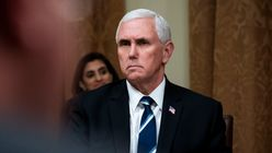 Mike Pence Enters Self-Isolation After Exposure To