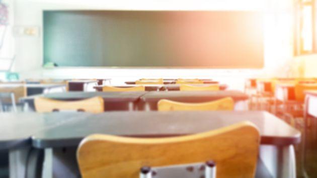 分散登校をどのように行うのかは、各学校に任されている