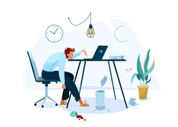 O culto à produtividade durante a quarentena, diante do crescimento do home office, tem severos efeitos colaterais para nossa saúde mental.