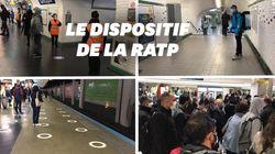 Comment la RATP a encadré le retour des Parisiens dans le