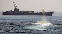 Un misil naval iraní hunde por error un barco propio en Ormuz y mata a 19