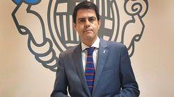 Marc Castells, alcalde de Igualada: