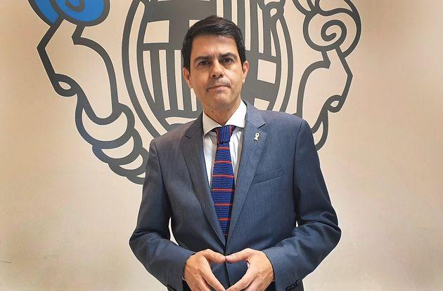 El alcalde de Igualada, Marc