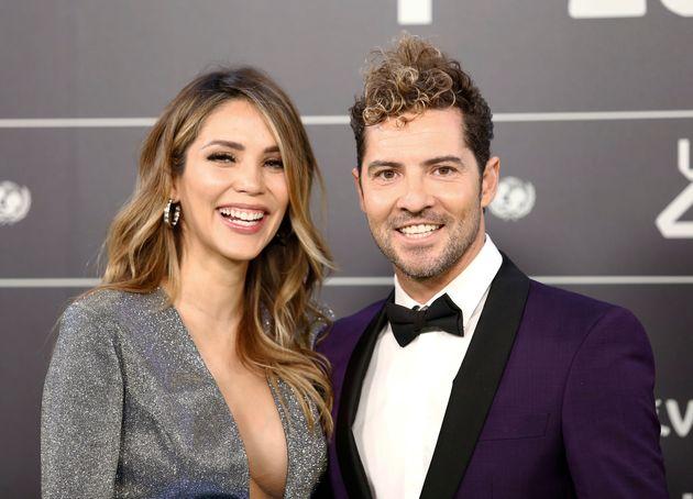David Bisbal y Rosanna Zanetti esperan su segundo